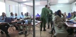 UNSOM SPF Training